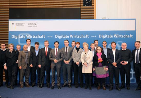 BMWI - Digitale Wirtschaft