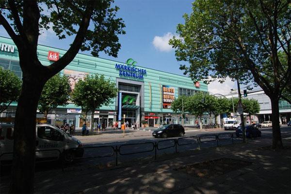 Märkisches Zentrum - Außenansicht