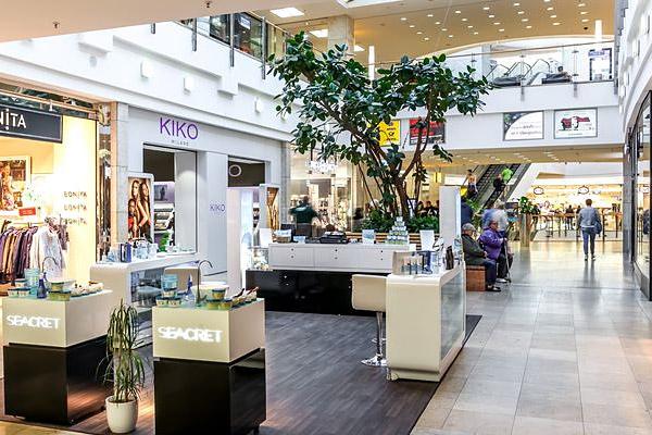 Schönhauser Allee Arcaden - Innenansicht