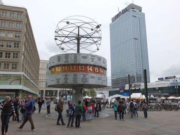 Einkaufen: Alexanderplatz