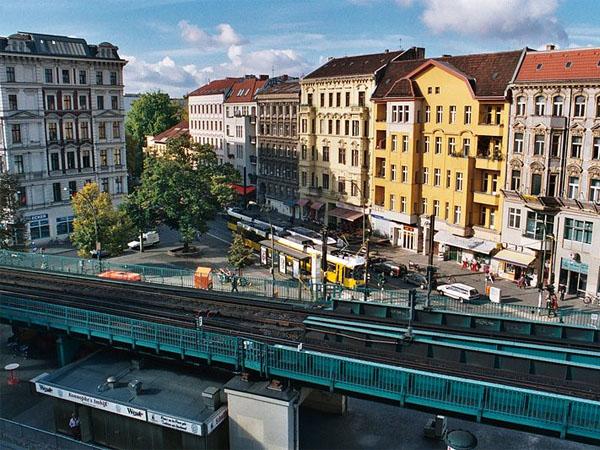 Einkaufen: Schönhauser Allee / Kastanienallee