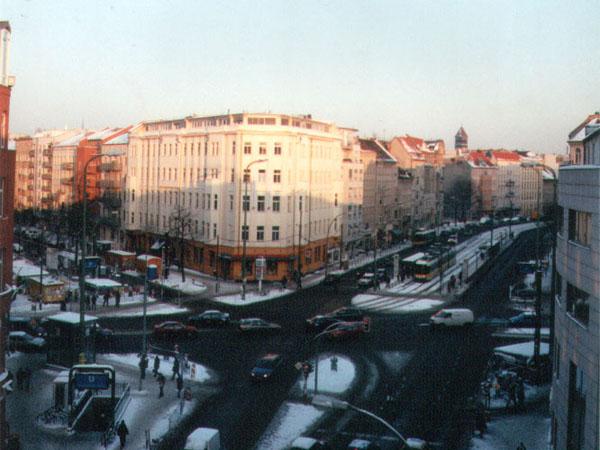 Einkaufen: Die Torstraße