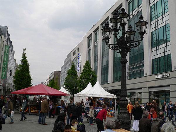 Einkaufen: Wilmersdorfer Straße