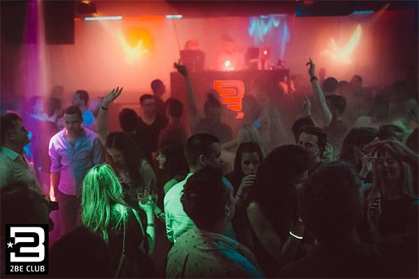 2BE Club Berlin - Tanzfläche