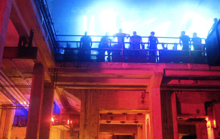 Berghain Club Berlin - Innenansicht