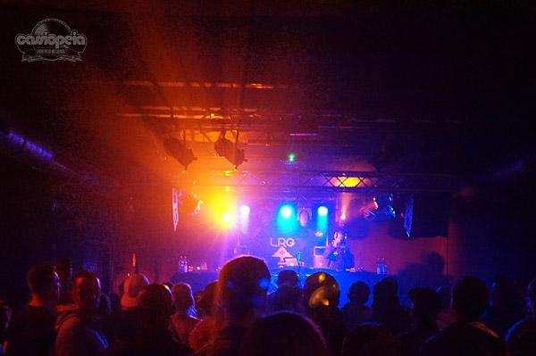 Cassiopeia Club Berlin - Tanzfläche