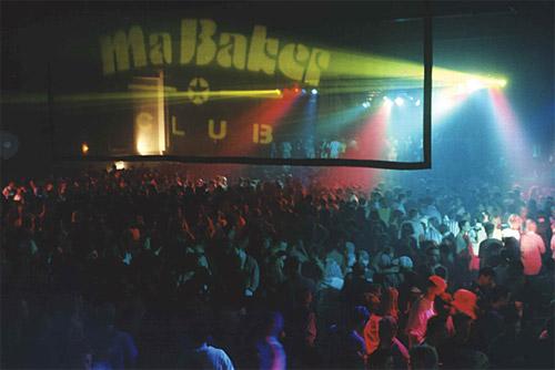 Ma Baker Club Berlin - Tanzfläche