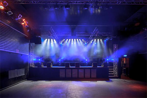 Nuke Club Berlin - Mainhall