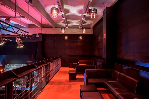 Nuke Club Berlin - Bar + Floor