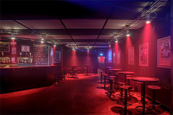 Nuke Club Berlin - Sitzecke