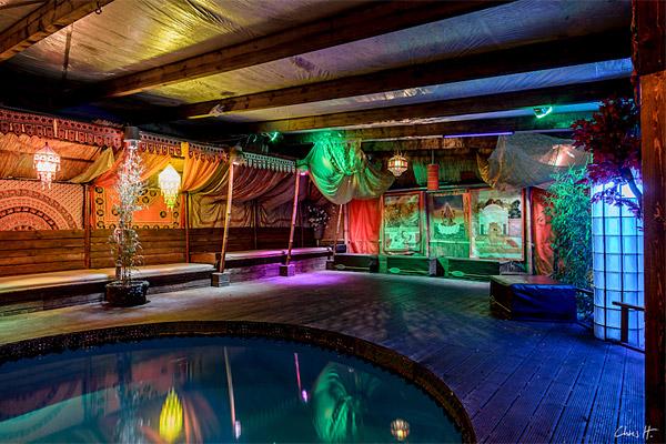 Sage Club Berlin - Pool