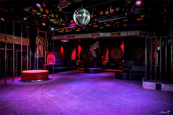 Sage Club Berlin - Tanzfläche