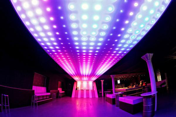 Soda Club Berlin - Partylicht