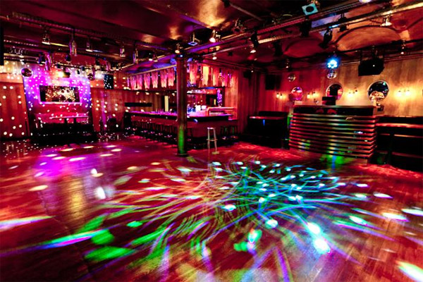 Soda Club Berlin - Tanzfläche