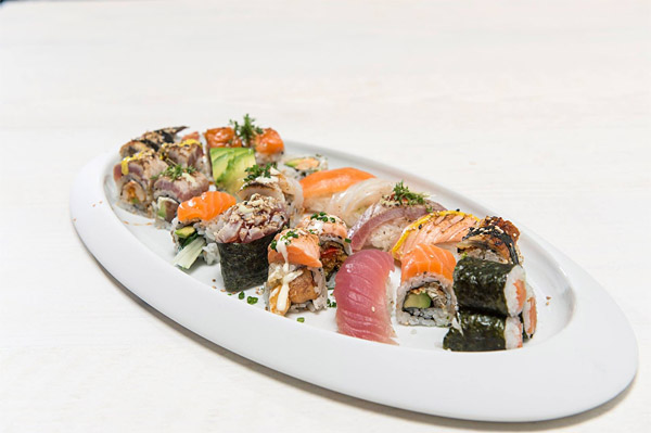 Sachiko Berlin - Sushi Kreationen