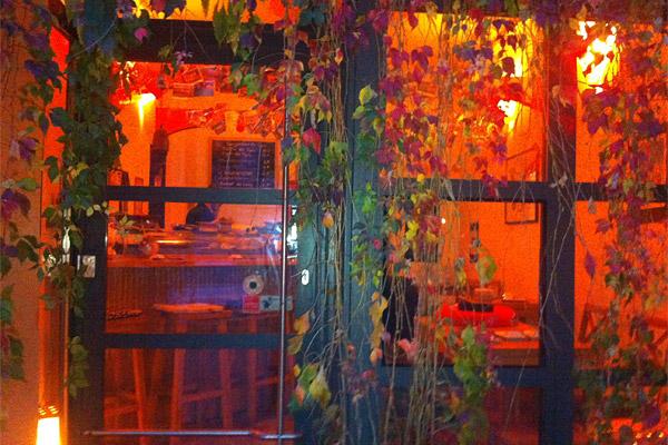 Gingi's Izakaya Berlin - Blick in das Restaurant