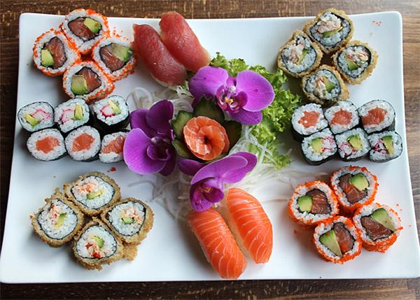 Mikoto Sushi Berlin - Sushi-Menü