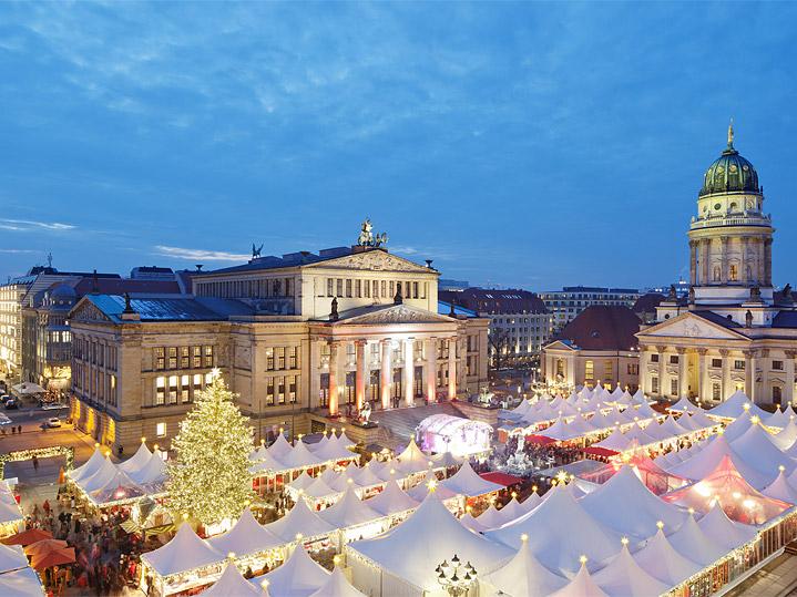 Weihnachtsmärkte in Berlin-Mitte