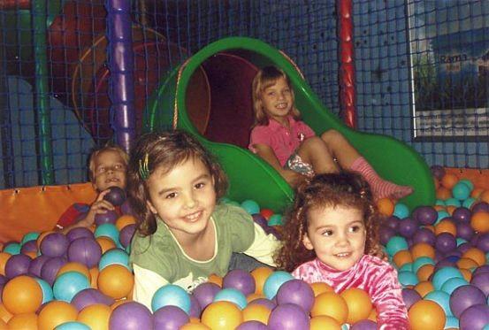 Kidsplanet - Rutsche & Bällebad