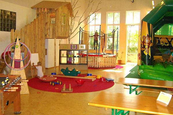 Kinderoase Teltow - Indoor-Spielplatz
