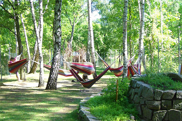 Kinderoase Teltow - Outdoor-Spielplatz