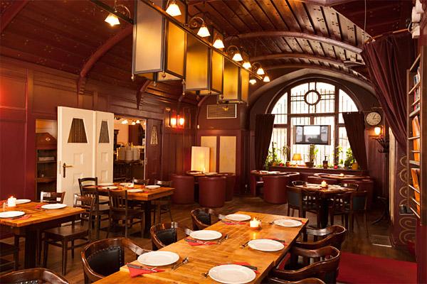 ᐅ TOP 15: Außergewöhnliche Restaurants in Berlin