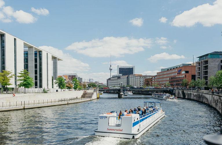 Tourismus in Berlin